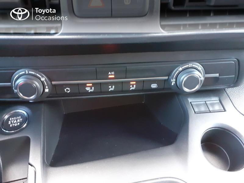 Photo 22 de l'offre de TOYOTA ProAce City Medium 100 D-4D Business à 17990€ chez Altis - Toyota Lorient