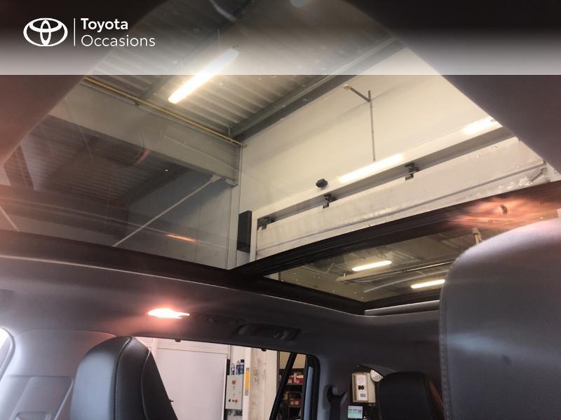 Photo 23 de l'offre de TOYOTA Highlander Hybrid 248ch Lounge AWD-I à 58990€ chez Altis - Toyota Lorient