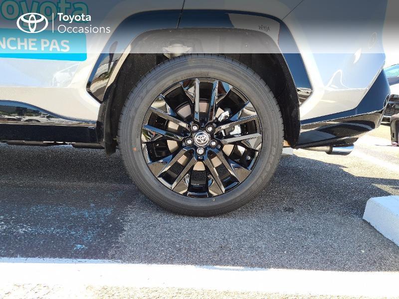 Photo 16 de l'offre de TOYOTA RAV4 Hybride 218ch Collection 2WD MY21 à 44325€ chez Altis - Toyota Lorient