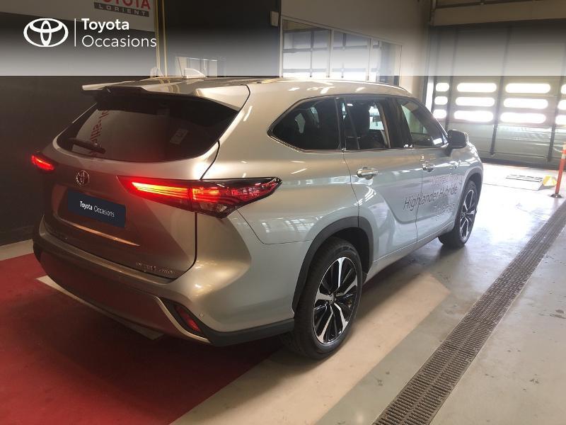 Photo 18 de l'offre de TOYOTA Highlander Hybrid 248ch Lounge AWD-I à 58990€ chez Altis - Toyota Lorient