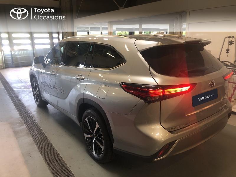 Photo 2 de l'offre de TOYOTA Highlander Hybrid 248ch Lounge AWD-I à 58990€ chez Altis - Toyota Lorient