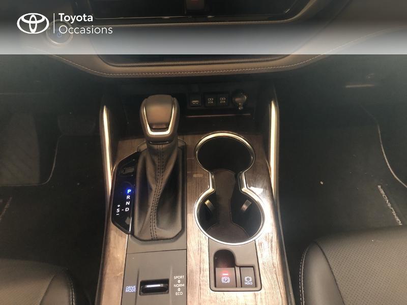 Photo 20 de l'offre de TOYOTA Highlander Hybrid 248ch Lounge AWD-I à 58990€ chez Altis - Toyota Lorient