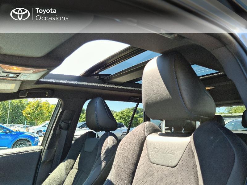 Photo 19 de l'offre de TOYOTA RAV4 Hybride 218ch Collection 2WD MY21 à 44325€ chez Altis - Toyota Lorient