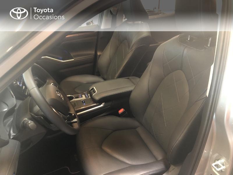 Photo 11 de l'offre de TOYOTA Highlander Hybrid 248ch Lounge AWD-I à 58990€ chez Altis - Toyota Lorient