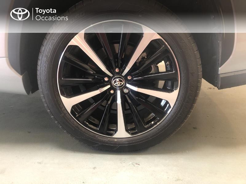 Photo 16 de l'offre de TOYOTA Highlander Hybrid 248ch Lounge AWD-I à 58990€ chez Altis - Toyota Lorient