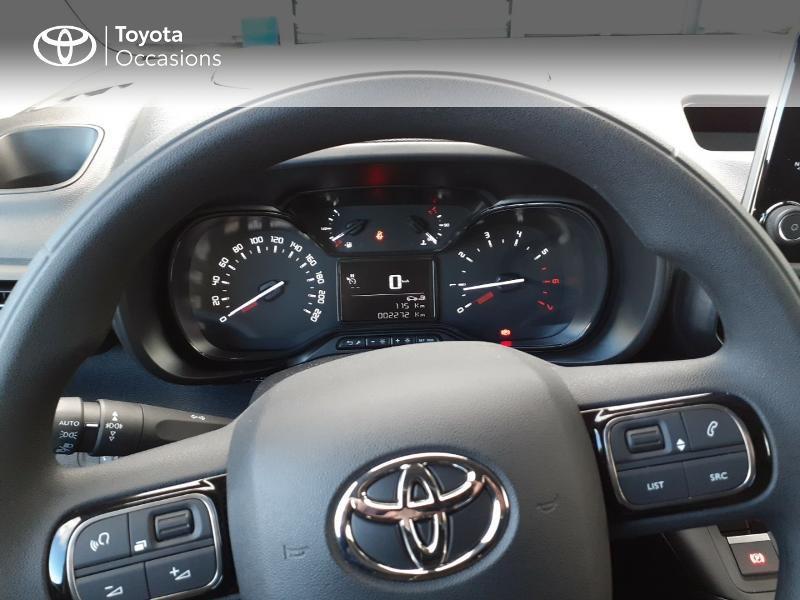 Photo 13 de l'offre de TOYOTA ProAce City Medium 100 D-4D Business à 17990€ chez Altis - Toyota Lorient
