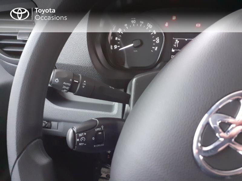 Photo 20 de l'offre de TOYOTA PROACE Compact 1.5 D-4D 100 Dynamic MY20 à 22490€ chez Altis - Toyota Lorient