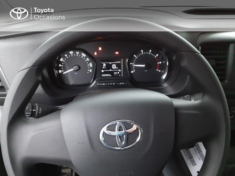 Photo 13 de l'offre de TOYOTA PROACE Compact 1.5 D-4D 100 Dynamic MY20 à 22490€ chez Altis - Toyota Lorient