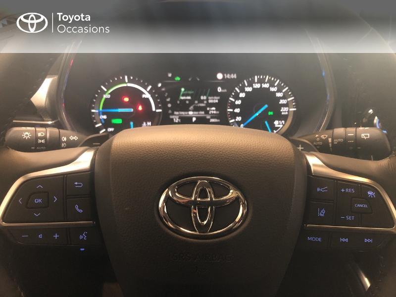 Photo 14 de l'offre de TOYOTA Highlander Hybrid 248ch Lounge AWD-I à 58990€ chez Altis - Toyota Lorient