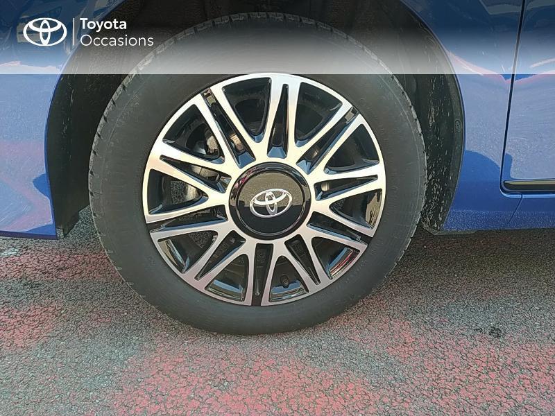 Photo 16 de l'offre de TOYOTA Aygo 1.0 VVT-i 72ch x-clusiv 5p MY20 à 11990€ chez Altis - Toyota Lorient