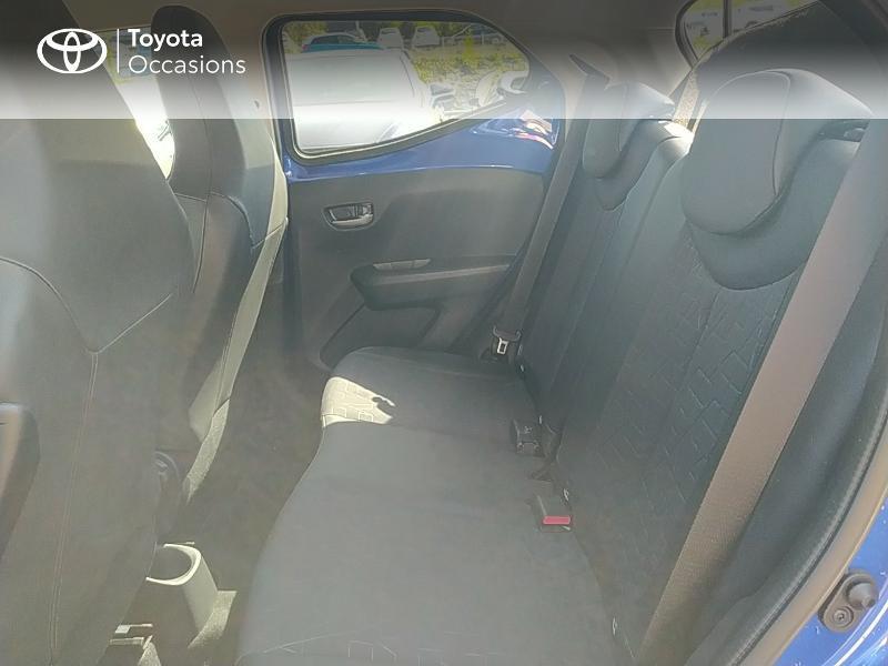 Photo 12 de l'offre de TOYOTA Aygo 1.0 VVT-i 72ch x-clusiv 5p MY20 à 11990€ chez Altis - Toyota Lorient