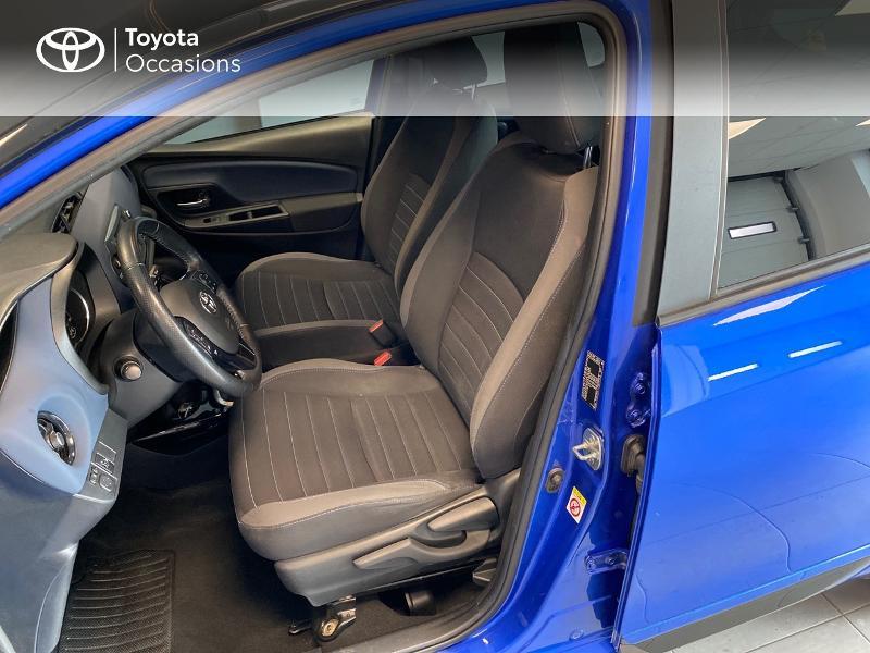 Photo 6 de l'offre de TOYOTA Yaris 100h Collection 5p à 12980€ chez Altis - Toyota Lorient