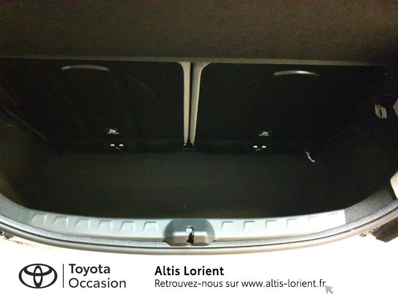 Photo 15 de l'offre de TOYOTA Aygo 1.0 VVT-i 72ch x-play 5p MY20 à 11890€ chez Altis - Toyota Lorient