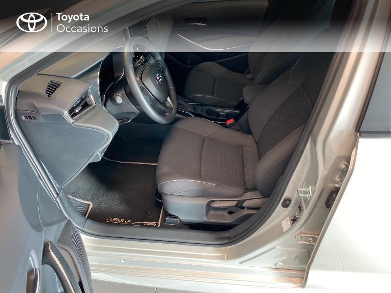 Photo 13 de l'offre de TOYOTA Corolla 122h Dynamic à 19980€ chez Altis - Toyota Lorient