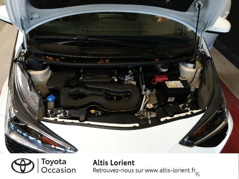 Photo 16 de l'offre de TOYOTA Aygo 1.0 VVT-i 72ch x-play 5p MY20 à 11890€ chez Altis - Toyota Lorient