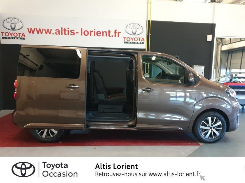 Photo 14 de l'offre de TOYOTA ProAce Verso Medium 2.0 120 D-4D Executive BVA MY20 à 41990€ chez Altis - Toyota Lorient