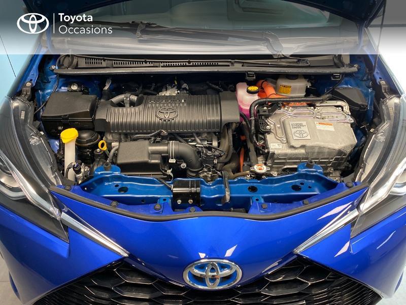 Photo 20 de l'offre de TOYOTA Yaris 100h Collection 5p à 12980€ chez Altis - Toyota Lorient