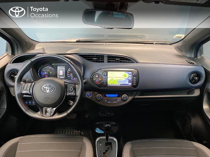 Photo 12 de l'offre de TOYOTA Yaris 100h Collection 5p à 12980€ chez Altis - Toyota Lorient