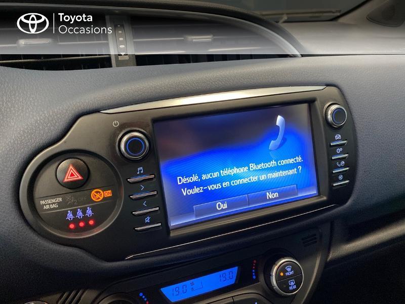 Photo 13 de l'offre de TOYOTA Yaris 100h Collection 5p à 12980€ chez Altis - Toyota Lorient