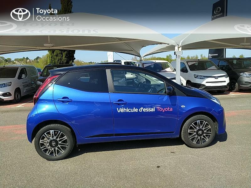 Photo 17 de l'offre de TOYOTA Aygo 1.0 VVT-i 72ch x-clusiv 5p MY20 à 11990€ chez Altis - Toyota Lorient