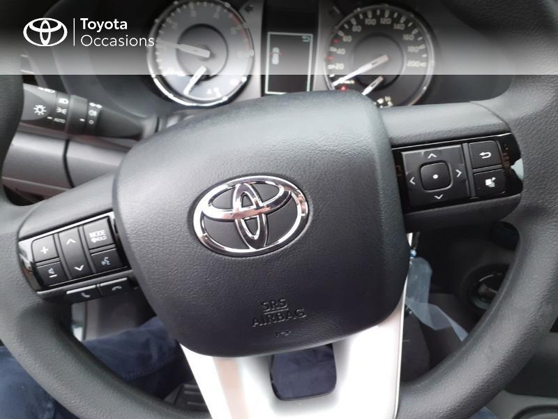 Photo 20 de l'offre de TOYOTA Hilux 2.4 D-4D X-Tra Cabine LeCap 4WD MC20 à 30222€ chez Altis - Toyota Lorient
