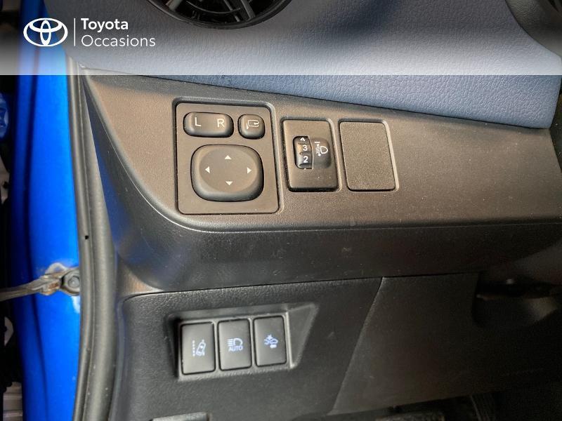 Photo 17 de l'offre de TOYOTA Yaris 100h Collection 5p à 12980€ chez Altis - Toyota Lorient