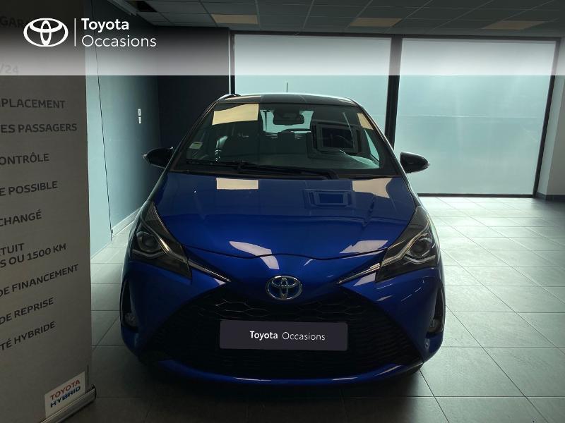 Photo 5 de l'offre de TOYOTA Yaris 100h Collection 5p à 12980€ chez Altis - Toyota Lorient