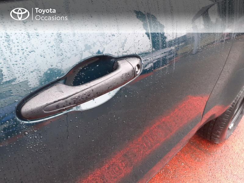 Photo 24 de l'offre de TOYOTA Hilux 2.4 D-4D X-Tra Cabine LeCap 4WD MC20 à 30222€ chez Altis - Toyota Lorient