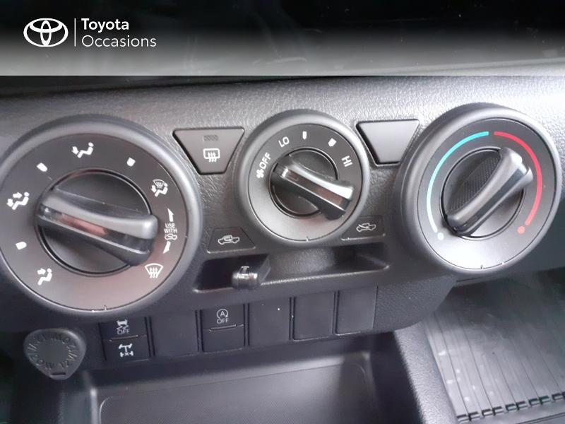 Photo 22 de l'offre de TOYOTA Hilux 2.4 D-4D X-Tra Cabine LeCap 4WD MC20 à 30222€ chez Altis - Toyota Lorient