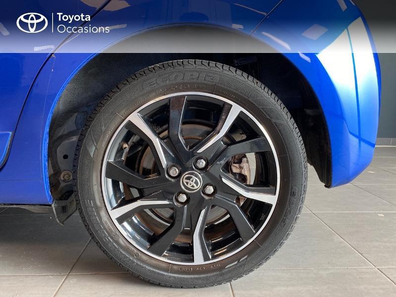Photo 16 de l'offre de TOYOTA Yaris 100h Collection 5p à 12980€ chez Altis - Toyota Lorient