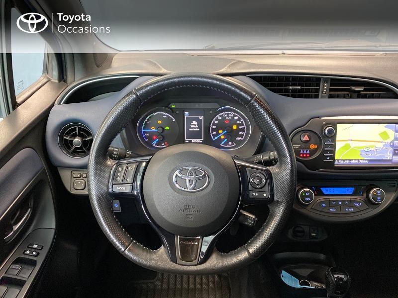 Photo 8 de l'offre de TOYOTA Yaris 100h Collection 5p à 12980€ chez Altis - Toyota Lorient