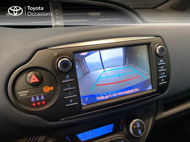 Photo 14 de l'offre de TOYOTA Yaris 100h Collection 5p à 12980€ chez Altis - Toyota Lorient