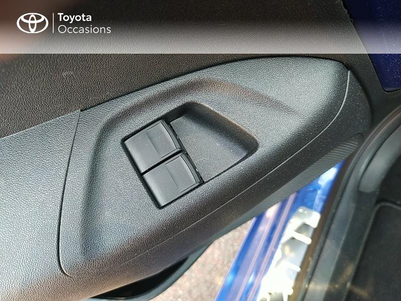 Photo 21 de l'offre de TOYOTA Aygo 1.0 VVT-i 72ch x-clusiv 5p MY20 à 11990€ chez Altis - Toyota Lorient