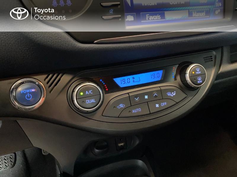 Photo 15 de l'offre de TOYOTA Yaris 100h Collection 5p à 12980€ chez Altis - Toyota Lorient