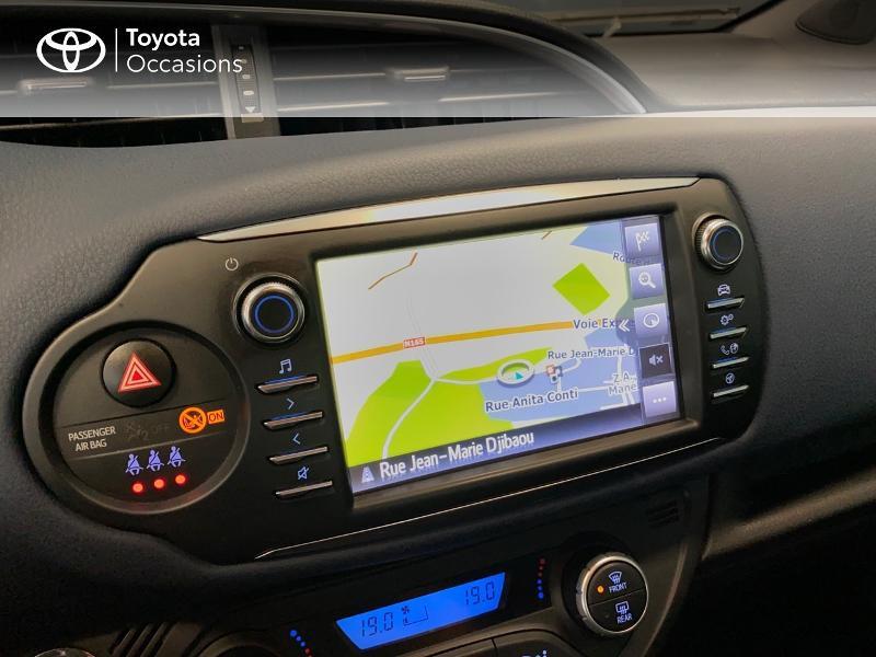 Photo 11 de l'offre de TOYOTA Yaris 100h Collection 5p à 12980€ chez Altis - Toyota Lorient