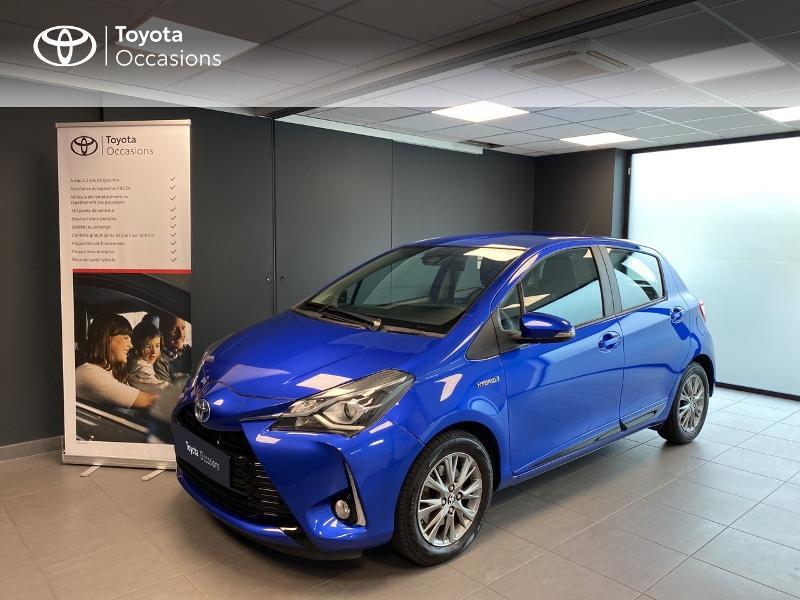 Photo 1 de l'offre de TOYOTA Yaris 100h Dynamic 5p RC18 à 13990€ chez Altis - Toyota Lorient