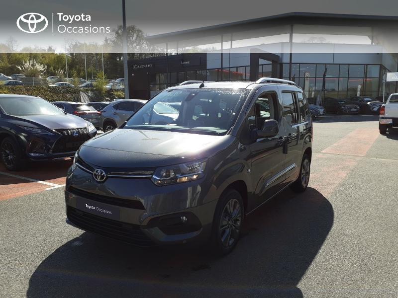 Toyota PROACE CITY Verso Medium 1.5 100 D-4D Design Diesel GRIS Occasion à vendre