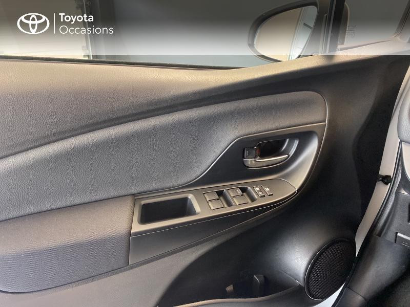 Photo 14 de l'offre de TOYOTA Yaris 100h Dynamic 5p MY19 à 13980€ chez Altis - Toyota Lorient