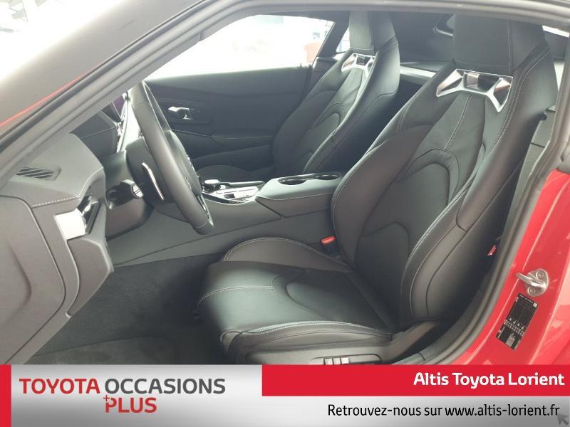 Photo 13 de l'offre de TOYOTA GR Supra 3.0 340ch Pack Premium à 65990€ chez Altis - Toyota Lorient