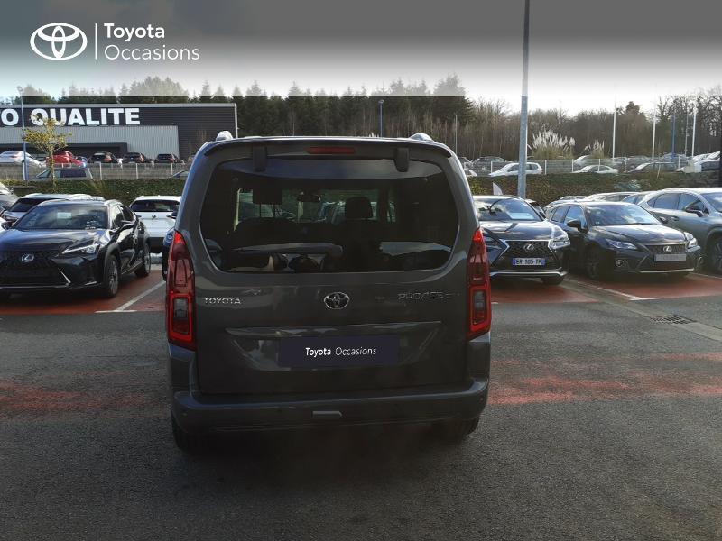 Photo 4 de l'offre de TOYOTA PROACE CITY Verso Medium 1.5 100 D-4D Design RC21 à 28590€ chez Altis - Toyota Lorient