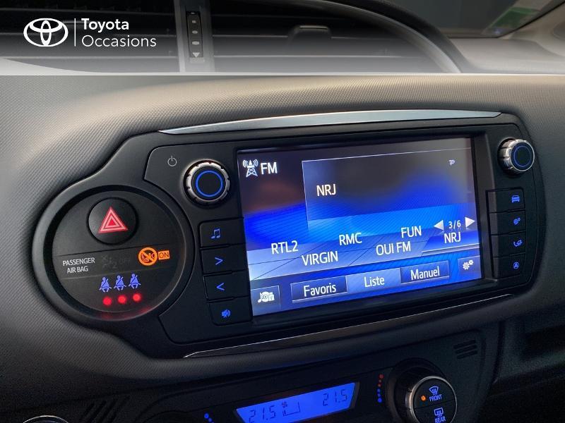 Photo 11 de l'offre de TOYOTA Yaris HSD 100h Design 5p à 12390€ chez Altis - Toyota Lorient