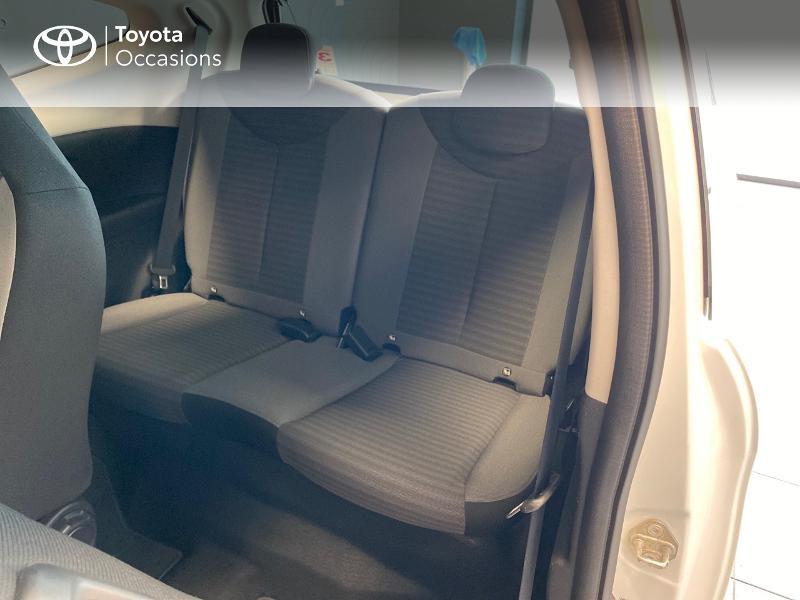 Photo 6 de l'offre de TOYOTA Aygo 1.0 VVT-i 72ch x-play 3p à 9990€ chez Altis - Toyota Lorient