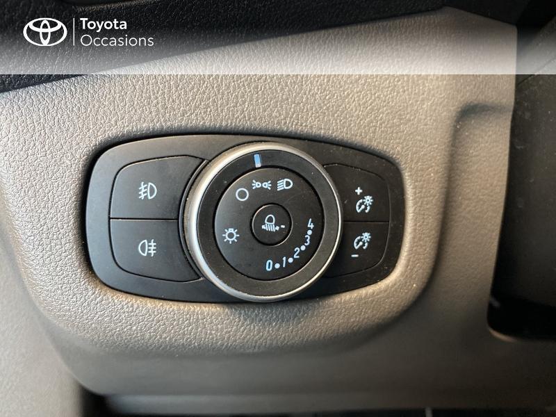 Photo 17 de l'offre de FORD Transit Connect L1 1.5 EcoBlue 75ch Trend Business à 13490€ chez Altis - Toyota Lorient