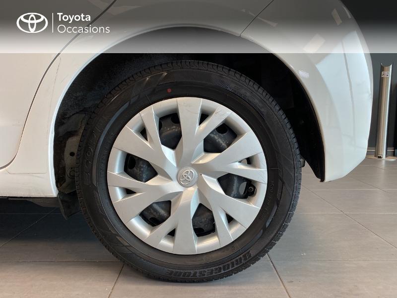 Photo 16 de l'offre de TOYOTA Yaris 70 VVT-i France 5p RC18 à 10990€ chez Altis - Toyota Lorient