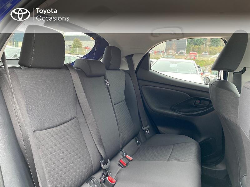 Photo 7 de l'offre de TOYOTA Yaris 116h Design 5p à 23000€ chez Altis - Toyota Lorient