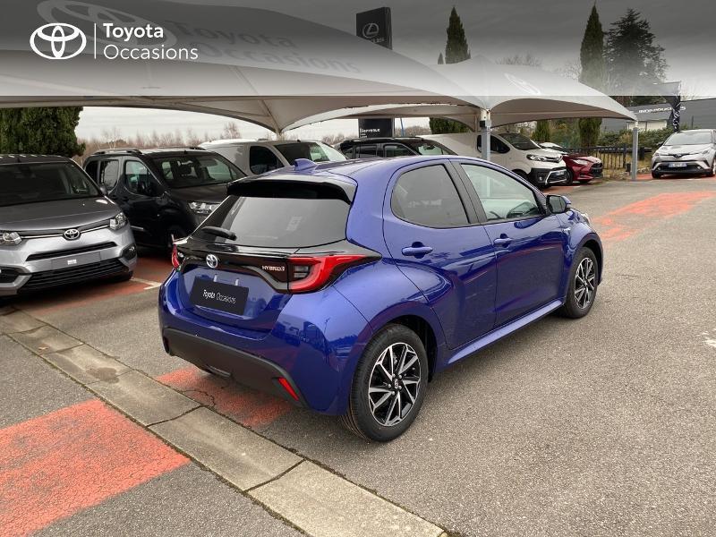 Photo 18 de l'offre de TOYOTA Yaris 116h Design 5p à 23000€ chez Altis - Toyota Lorient