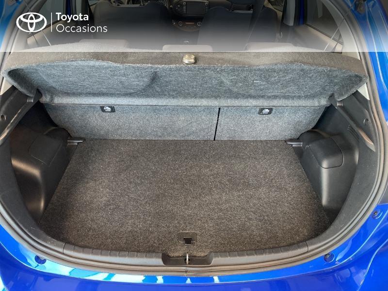 Photo 10 de l'offre de TOYOTA Yaris 100h Dynamic 5p à 13990€ chez Altis - Toyota Lorient