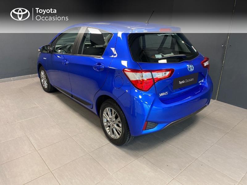 Photo 2 de l'offre de TOYOTA Yaris 100h Dynamic 5p à 12980€ chez Altis - Toyota Lorient