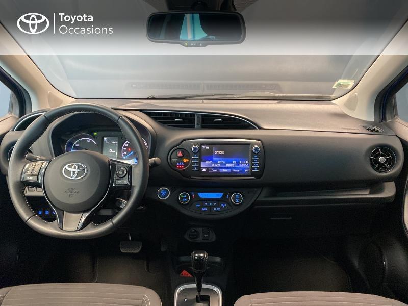 Photo 12 de l'offre de TOYOTA Yaris 100h Dynamic 5p à 13990€ chez Altis - Toyota Lorient