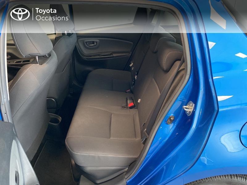 Photo 7 de l'offre de TOYOTA Yaris HSD 100h Design 5p à 12390€ chez Altis - Toyota Lorient